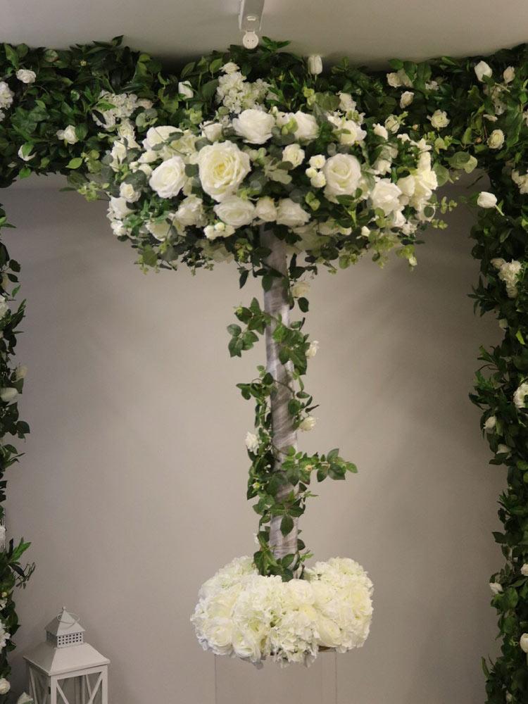 greenery-ivory-rose-halo
