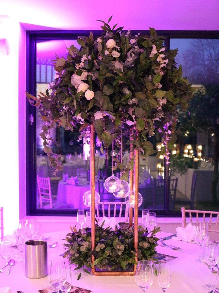 greenery-wisteria-ivory-hydrangea-pomander-3