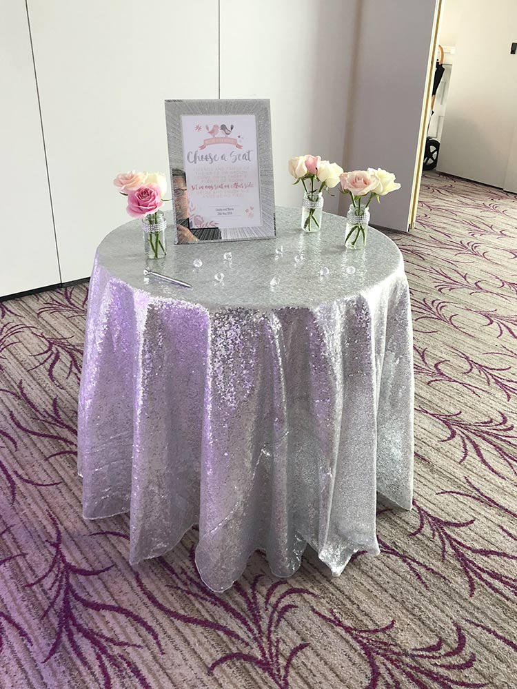 silver-sequin-cake-cloth