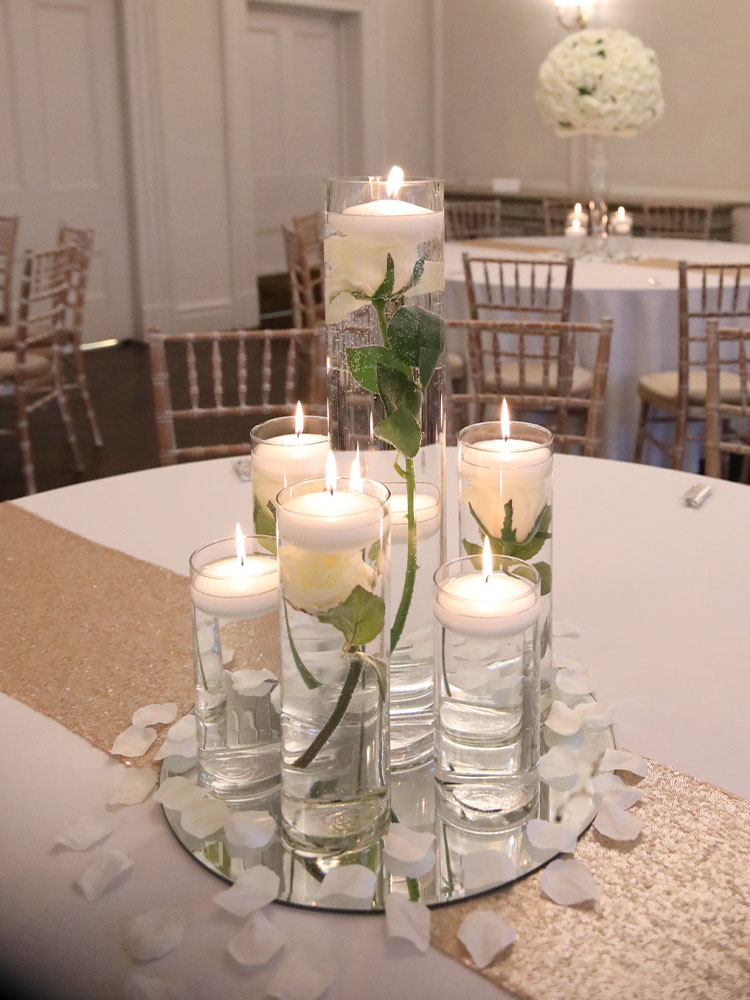 Candle-Centrepiece-Wedding-Event-Hire