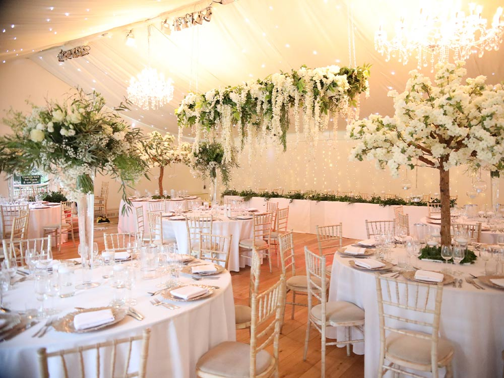 Hanging-Garland---Wedding-Event-Hire-Wrexham